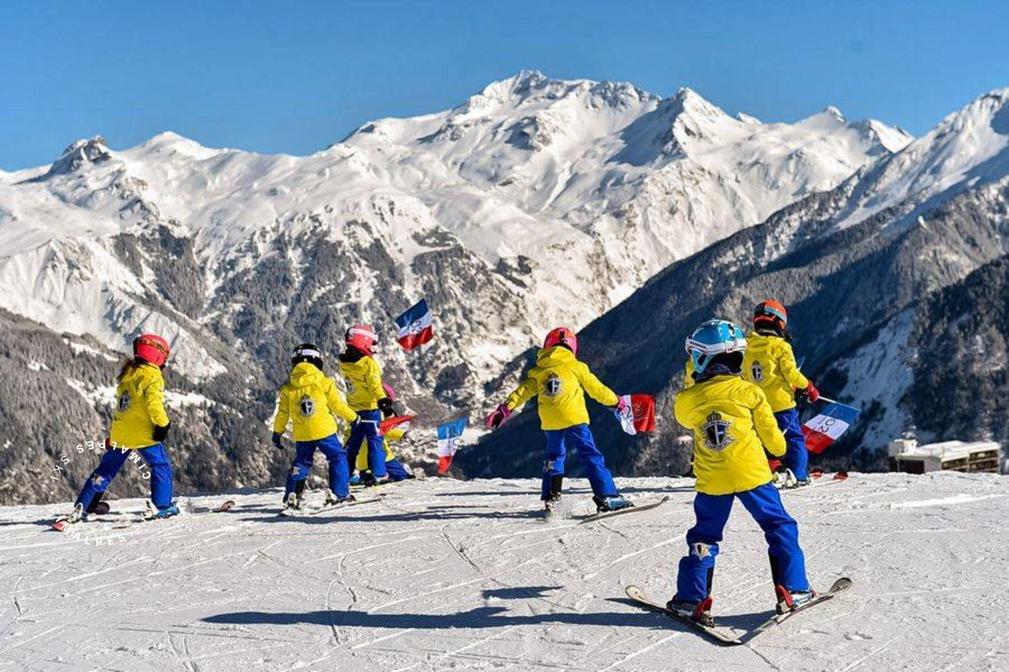 Enfants Club des sports Courchevel | Cimalpes