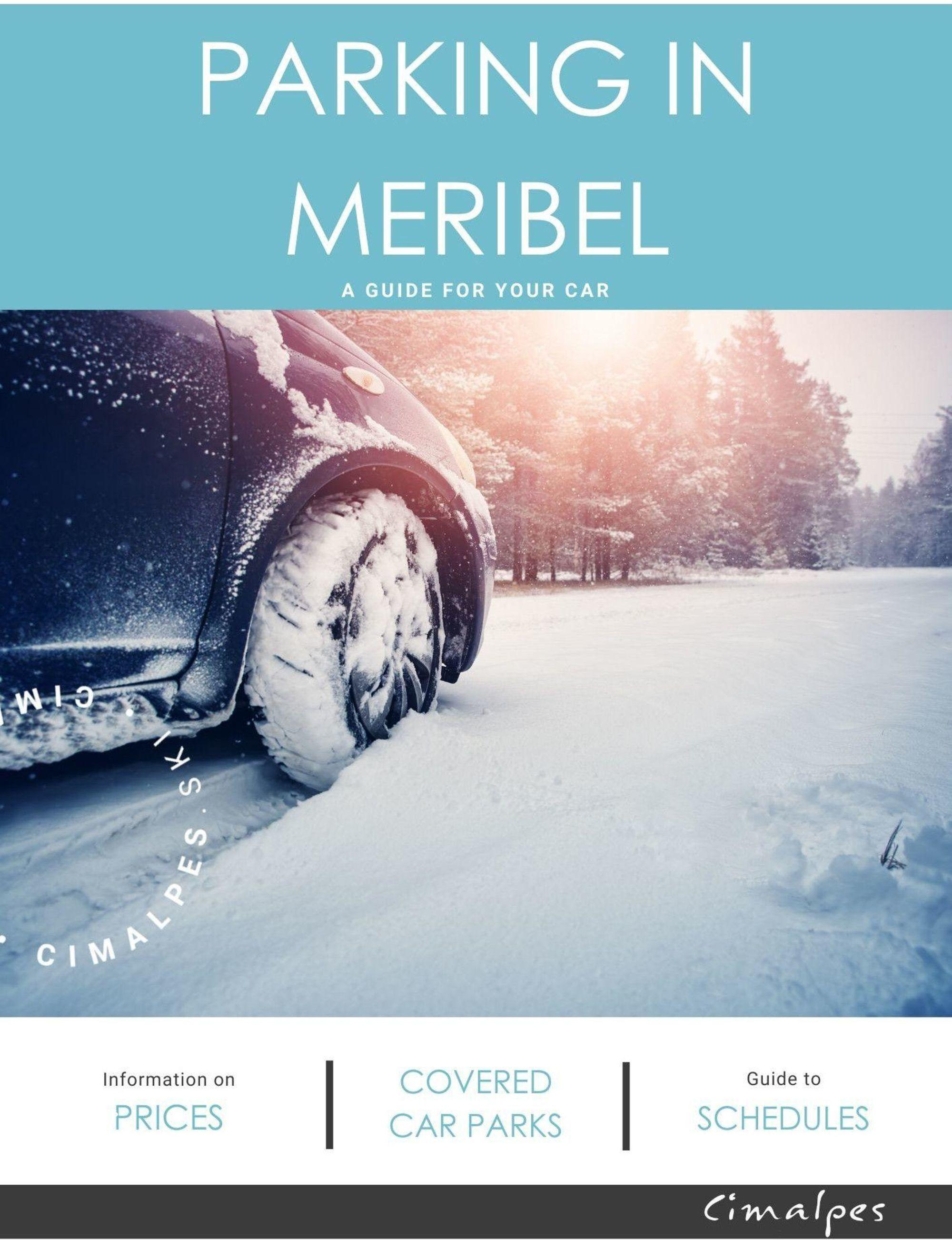 Parking | Meribel