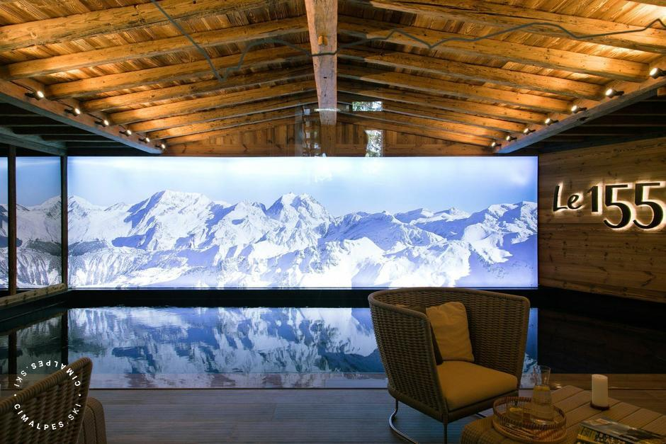 Chalet Le 1550 - Courchevel Village - Piscine