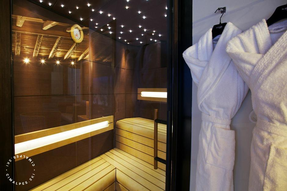 Chalet Le 1550 - Courchevel Village - Spa