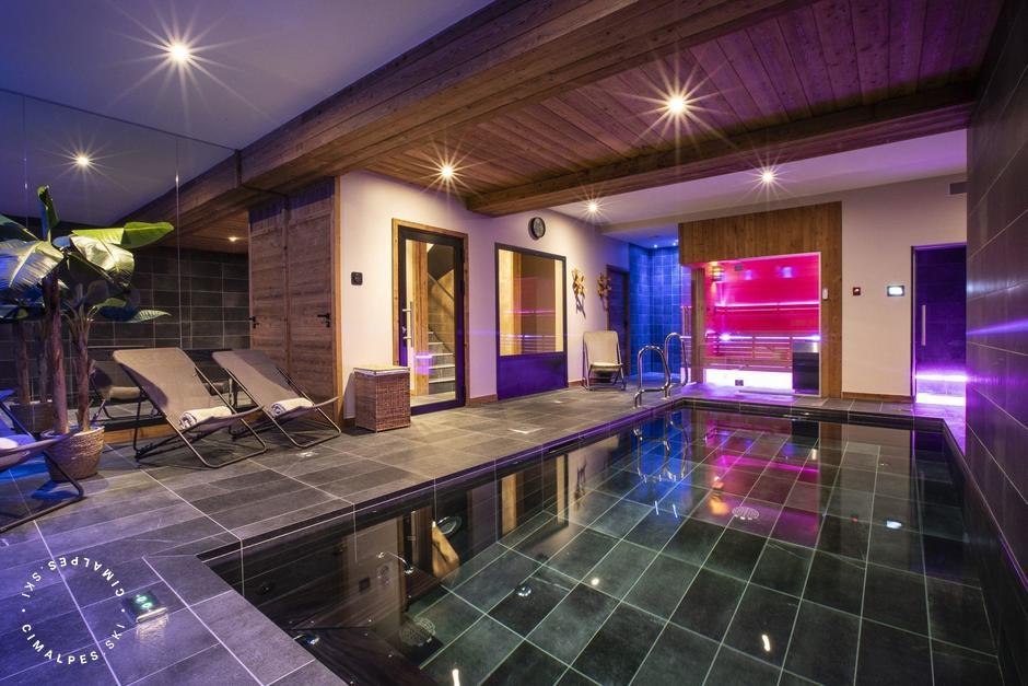 Swimming pool| Chalet Golden Jubillee | Val Thorens
